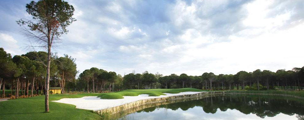 Golf in Turkey