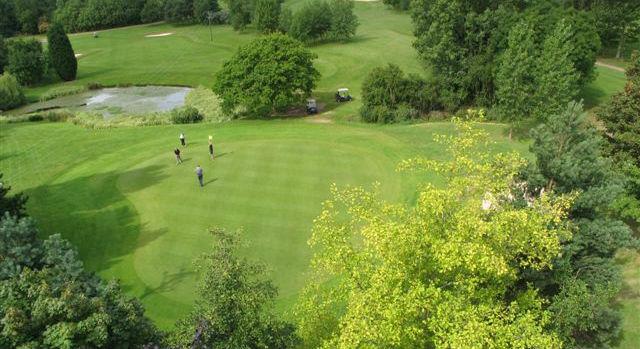 Telford golf